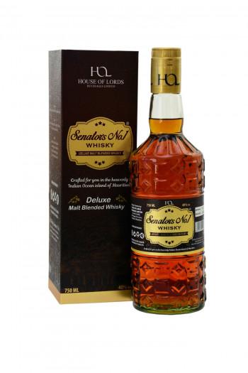 Senator's N°1 Deluxe Malt Blended Whisky 40% 750 ml
